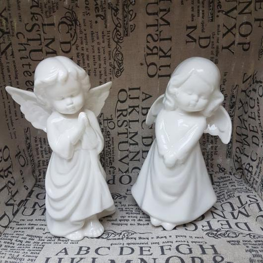 Couple anges